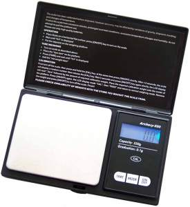 3Rivers Digital Pocket Grain Scale