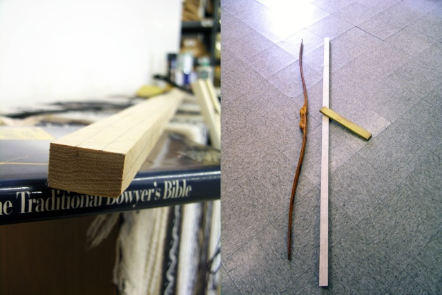 Beginner's guide to building a hickory longbow